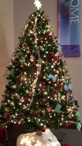 Sin Christmas tree