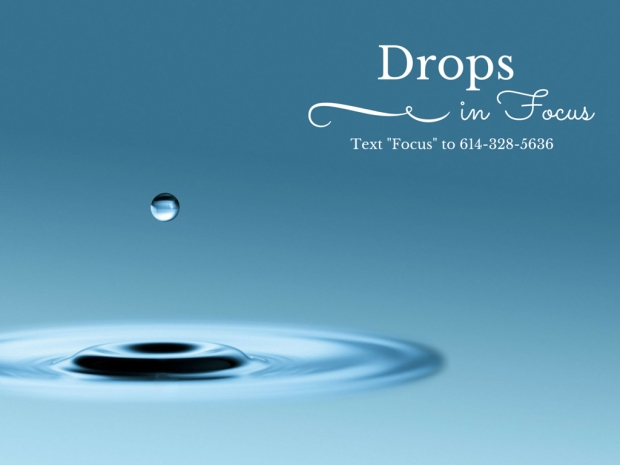 Drops in Focus Sign up