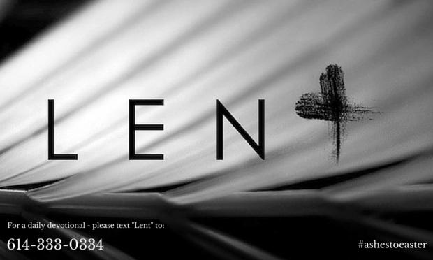 Lent Sign Up
